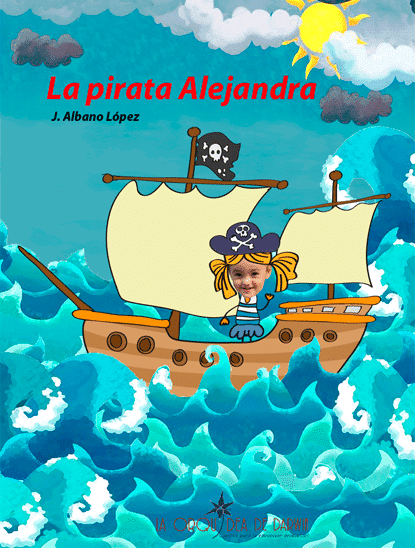 portada la pirata alejandra