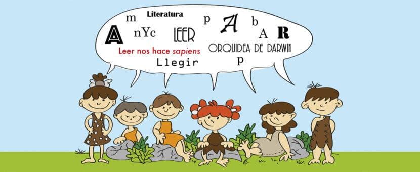 el hábito de lectura en los niños y niñas.
