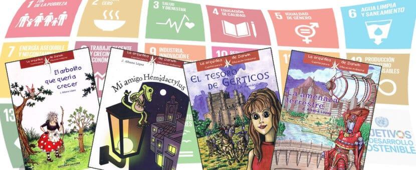 ODS y Editorial La Orquídea de Darwin