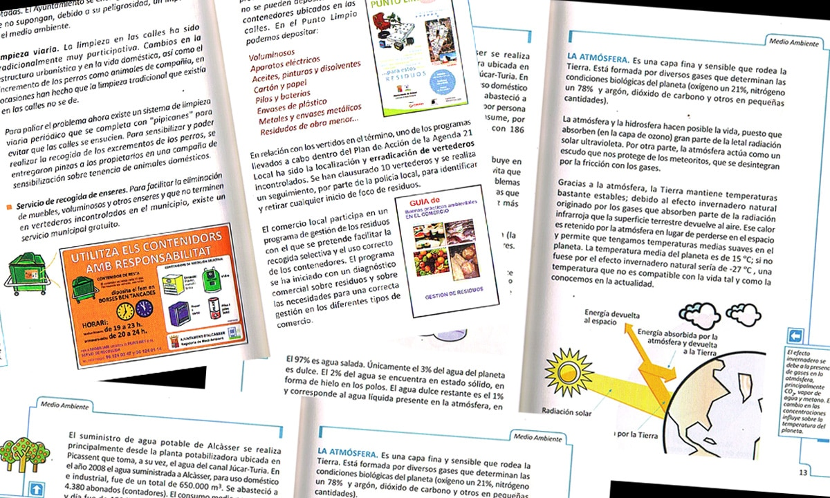 Manual educación ambiental desarrollo sostenible