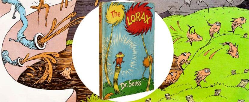 El Lorax primer cuento educación ambiental
