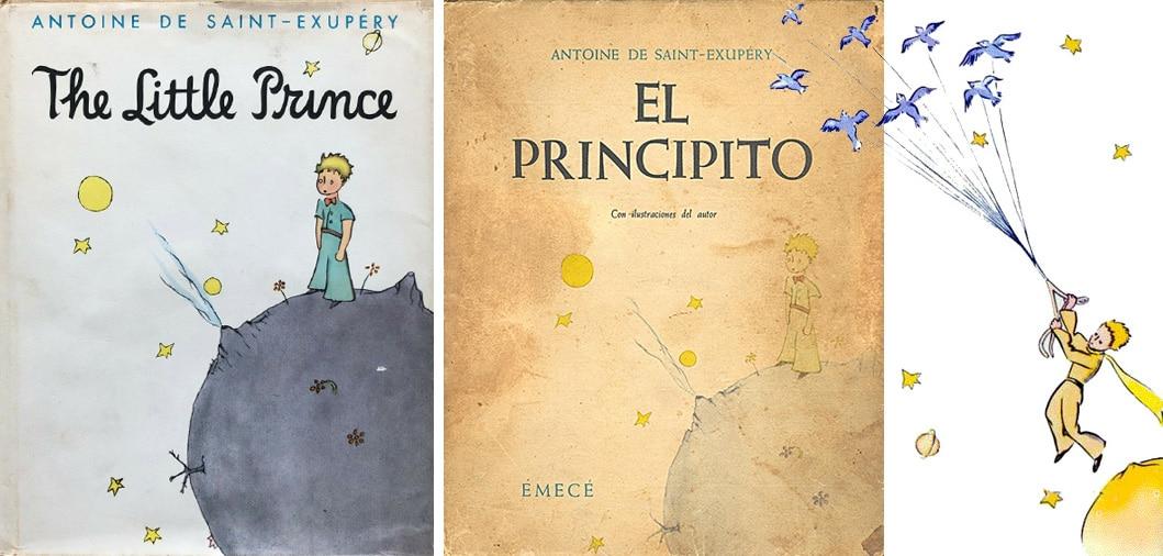 Aniversario de El petit princep