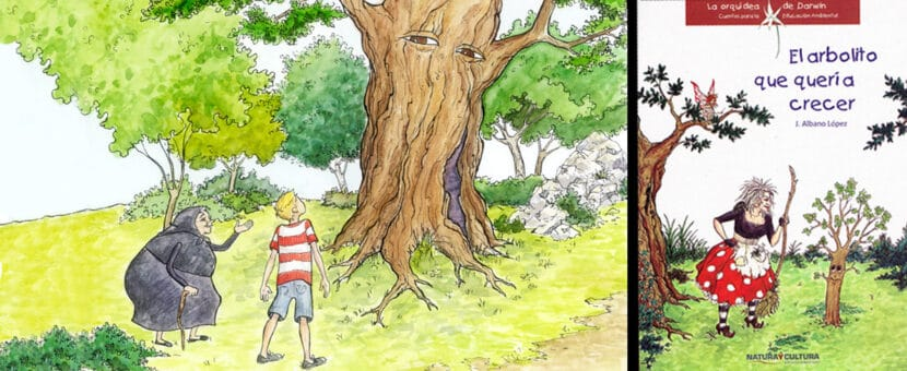 Cuento educación ambiental bosque Sotenibilidad ODS