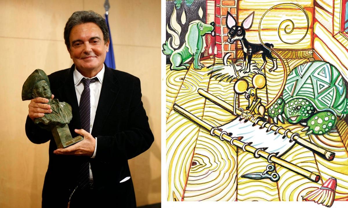Premi Albert Henàndez i il·lustracions Toli